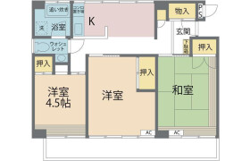 3DK Mansion in Nishigahara - Kita-ku