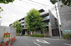 新宿区 南元町 3LDK アパート