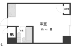 渋谷区 円山町 1R {building type}