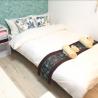 在大阪市中央區內租賃1K 公寓 的房產 臥室