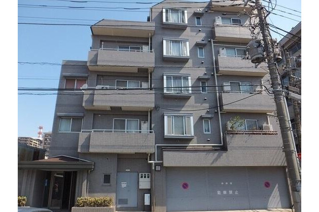 1LDK Apartment to Rent in Kawasaki-shi Kawasaki-ku Exterior