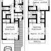 3LDK House to Buy in Kyoto-shi Sakyo-ku Floorplan