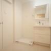 在大阪市西淀川區購買3LDK 公寓大廈的房產 盥洗室