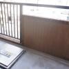1R Apartment to Rent in Kyoto-shi Shimogyo-ku Balcony / Veranda