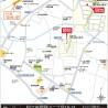 3LDK House to Buy in Komae-shi Map