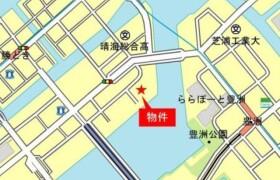 中央區晴海-3LDK公寓大廈