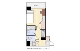 1K Mansion in Katamachi - Shinjuku-ku