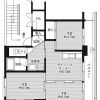 3DK Apartment to Rent in Fukuroi-shi Floorplan