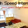 1K Apartment to Rent in Osaka-shi Chuo-ku Living Room