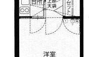 1K Apartment in Haruyoshi - Fukuoka-shi Chuo-ku