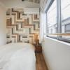 1DK House to Rent in Minato-ku Bedroom