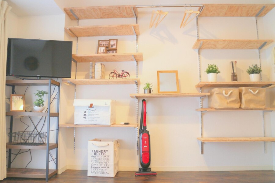 1K Apartment to Rent in Minato-ku Interior
