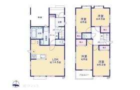 4LDK {building type} in Kitakoiwa - Edogawa-ku