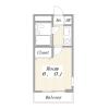 1R Apartment to Buy in Shibuya-ku Floorplan