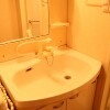 1DK Apartment to Rent in Chiyoda-ku Washroom