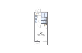1K Mansion in Takeishicho - Chiba-shi Hanamigawa-ku