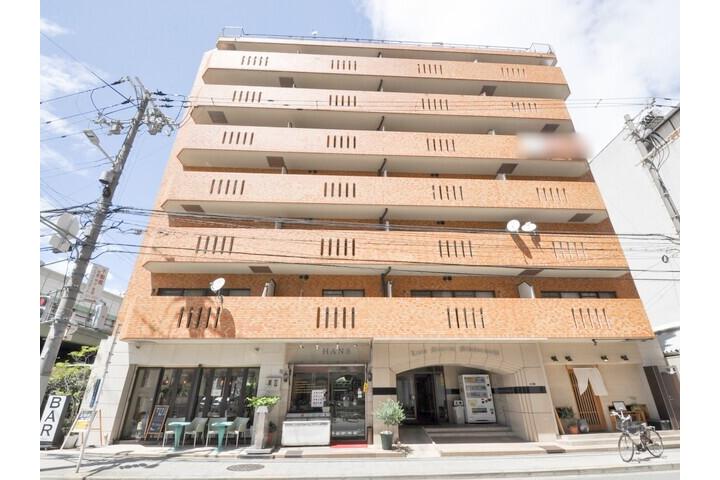 在大阪市中央區購買1K 公寓大廈的房產 內部