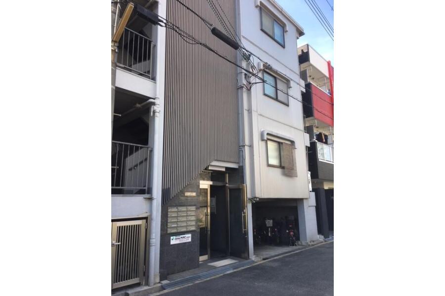 1DK Apartment to Rent in Osaka-shi Joto-ku Exterior