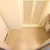 1K Apartment to Rent in Kyoto-shi Shimogyo-ku Washroom