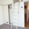 1K Apartment to Rent in Fuchu-shi Living Room