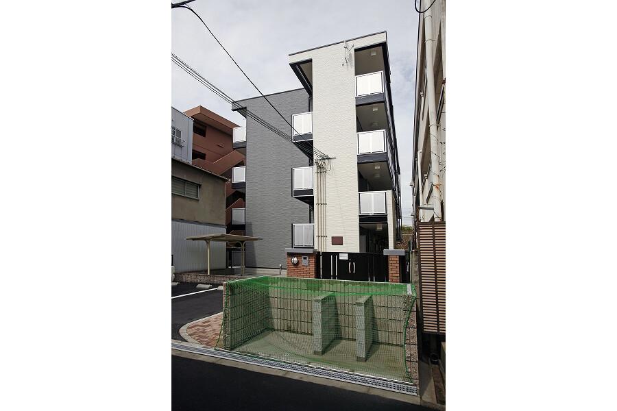 1K マンション 大阪市西淀川区 外観