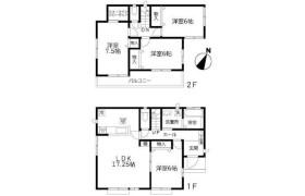 4LDK House in Hanabatake(sonota) - Tsukuba-shi