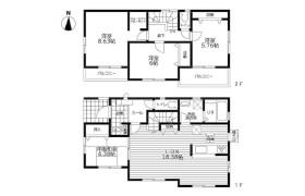 4LDK House in Meinancho - Akashi-shi