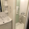 1K Apartment to Rent in Shibuya-ku Washroom