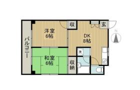 2DK Mansion in Nakajuku - Itabashi-ku