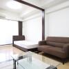 1DK Apartment to Rent in Osaka-shi Kita-ku Living Room