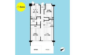 2SLDK {building type} in Oizumimachi - Nerima-ku