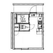 1R Apartment in Futaba - Shinagawa-ku Floorplan