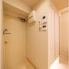在中央區購買1R 公寓大廈的房產 入口/玄關