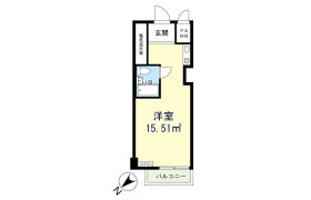 1R Apartment in Ueno - Taito-ku