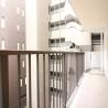 在大阪市北区购买2SLDK 公寓大厦的 阳台/走廊