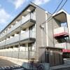 在松戸市內租賃1K 公寓 的房產 內部