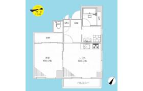 1LDK {building type} in Okura - Setagaya-ku