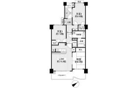 3LDK Apartment in Hosen - Yokohama-shi Hodogaya-ku