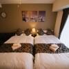 1K Apartment to Rent in Osaka-shi Nishi-ku Bedroom