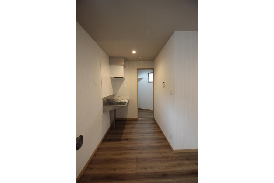 1R Apartment to Rent in Komae-shi Entrance
