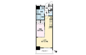 1LDK Apartment in Kotobukicho - Yokohama-shi Naka-ku