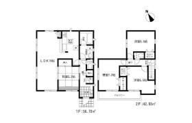 4LDK House in Shimonijitcho - Kitakyushu-shi Moji-ku