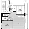 3DK Apartment to Rent in Fukaya-shi Floorplan