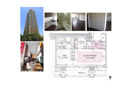 1LDK Apartment in Ofukacho - Osaka-shi Kita-ku