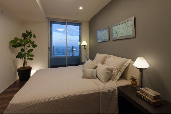 4LDK Apartment to Buy in Chuo-ku Bedroom