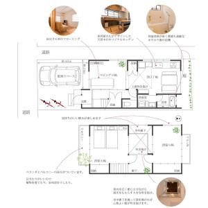 2LDK House in Ginkakujicho - Kyoto-shi Sakyo-ku Floorplan