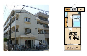 1R {building type} in Yabe - Sagamihara-shi Chuo-ku