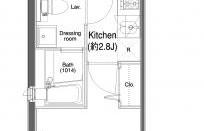 1K Apartment in Furuishiba - Koto-ku