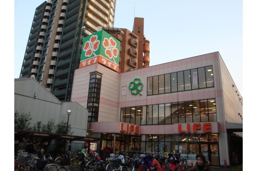 1DK Apartment to Rent in Osaka-shi Tennoji-ku Exterior