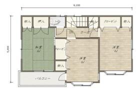 4LDK House in Hasunuma - Saitama-shi Minuma-ku